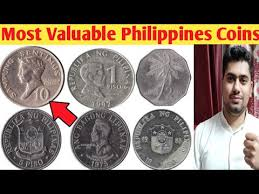 Old Philippines Coins Value And Price Most Valuable Philippines Coin Top Rare Philippines Coins