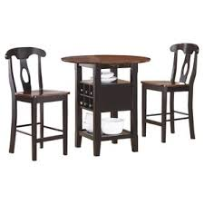 queen anne dining room table. therrien atwood 3 piece dining set queen anne room table