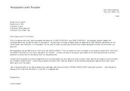 Free Letter Of Resignation Template Word Download Here Download Seeks Free Standard Resignation