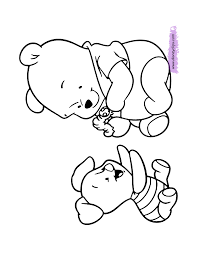 Small Picture Baby Eeyore Coloring Pages Online For Kid 4045