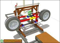 bandsaw mill plans. diy wood mill plans free download bandsaw pinterest