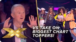 V5 Take On Two Of The Biggest Latin Chart Toppers Ever