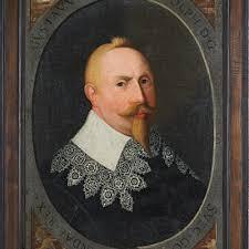 Miereveld hans efterföljare Gustav II Adolf   Barnebys