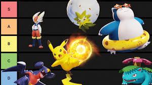 Pokemon Unite Tier List – Best Pokemon and Builds – August 2021