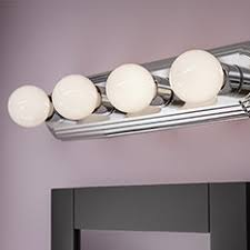 Shop Bathroom Wall Lighting At Lowes Com Within 5 Bulb Vanity Light  Inspirations 14