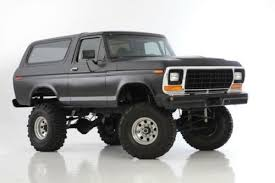 full size bronco buy new 1978 custom ford bronco full size in anaheim california