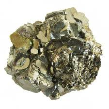Image result for pyrite clusters