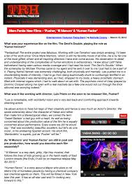 2012 london flair pr mem ferda s feature interview rising hollywood about starring role in pusher