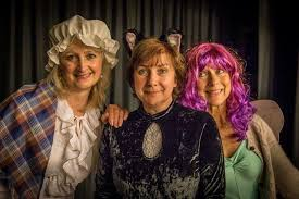 Exuberance bursts out on the stage at Milverton Amateur Dramatic Society's  production of Bella and the Beast | Somerset County Gazette