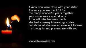 Loss Of A Sister Quotes Gorgeous Sympathy Words For Death Of Sister Condolence Messages Funeral