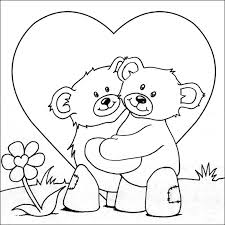 Small Picture Valentine Heart Coloring Pages GetColoringPagescom