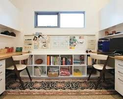 home office desk for two. Modern Home Office For Two Exquisite Desk 9 D