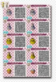 Qr Code Designs New Leaf Animal Crossing New Leaf Animal Crossing Happy Home