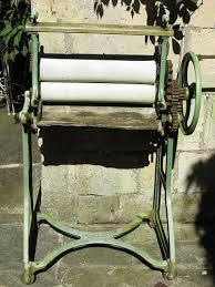 Image result for washing mangle wringer