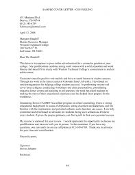Gallery Of Eating Disorder Therapist Cover Letter