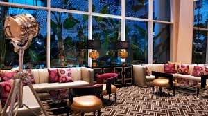 San Francisco Bars And Lounges  W San FranciscoLiving Room W Hotel Nyc