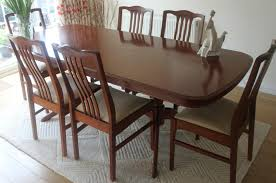 dining room chairs gumtree