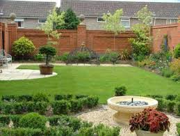 Small Picture home garden design photo of a landscaped garden design from a real