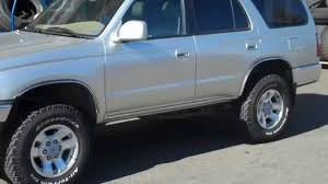 Old Man Emu lift '99 4 Runner at Dales Auto Service - YouTube
