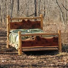 diy rustic headboards for queen beds headboard ideas wooden uk and footboards homemade cedar log logs cute tree bed frame
