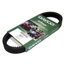 Arctic Cat Drive Belt Chart Arctic Cat Atv Dayco Drive Belts Atv Parts Mfg Supply