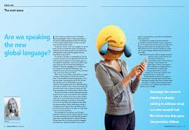 join the dots linkedin explore the thoughts of emma kirk in the latest issue of research world from esomar