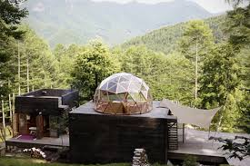 garden igloo. Built On Top Of His Mountain Cottage Was Recently Featured Design You Trust, And Today, Uncrate A Very Similar Looking \ Garden Igloo
