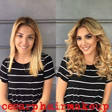 photo of cesar preciado hair makeup long beach