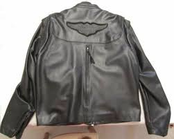 vintage harley davidson leather jacket willie g with vest liner size 46 for