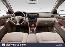 2007 Toyota Corolla LE in Beige - Dashboard, center console, gear ...