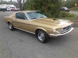 1968 Ford Mustang GT for Sale   ClassicCars.com   CC-940923