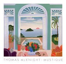 mustique by thomas mcknight