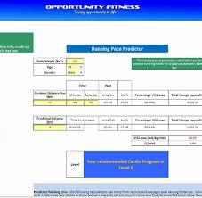 Running Time Predictor Marathon 10km Half 5km