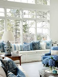 blue and white furniture. Navy Blue And White. Pinterest. What Goes With Blue White Furniture