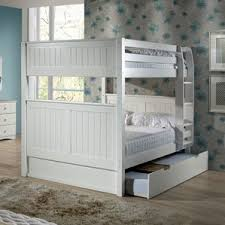 loft trundle bed. amani traditional full over bunk bed with trundle loft n