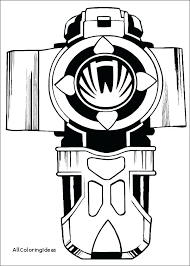 Power Ranger Coloring Pages Power Ranger Color Pages Power Ranger