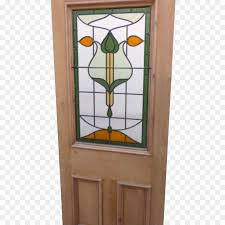 window stained glass sliding glass door glass png