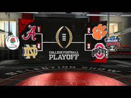 college football playoff official