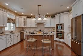 U Shape Kitchen Designs