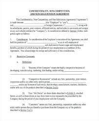 Partnership Agreement Between Companies Non Compete Agreement Between Companies Umbrello Co