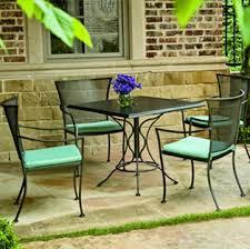 wrought iron outdoor furniture ebay black iron outdoor furniture
