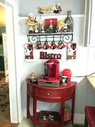 Kitchen decorating ideas Diy Elegant Coffee Themed Decor And Kitchen Decor Ideas Bistro Coffee Themed Red 57 Coffee Themed Parties Decoration Inside Elegant Coffee Themed Decor And Kitchen Decor Ideas Bistro Coffee