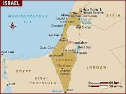 Israel Climate Average Weather Temperature Precipitation