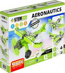 <b>Конструктор Engino STEM Heroes</b> Аэронавтика