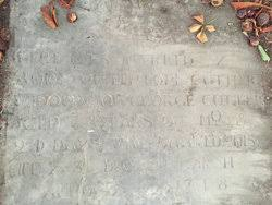 Penelope Arnold Cuttler (1652-1718) - Find A Grave Memorial