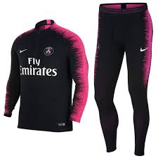 Paris Saint Germain Vaporknit Technical Trainingsanzug 2018/19 - Nike