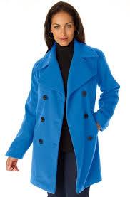 women s plus size jessica london petite wool blend pea coat
