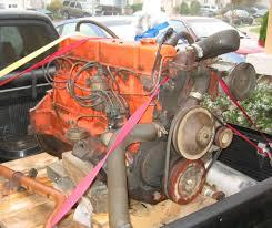 My 1941 Chevy Truck: Engine