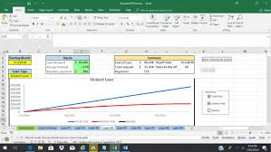 Excel Personal Finance Send A Personal Finance Forecasting Tool In Excel By