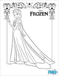 Colorear Dibujos De Frozen En Lineal L